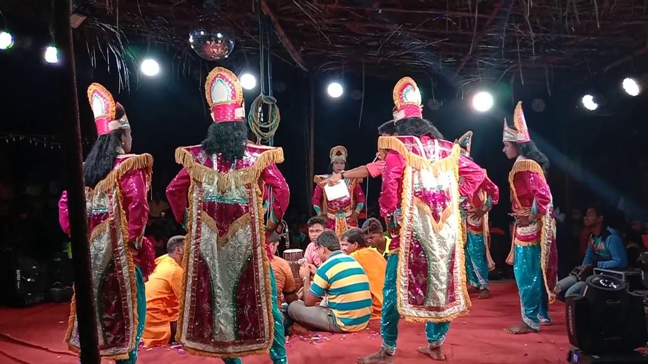 Download झिमन बुवा - दुसरी बारी विरूद्ध संदीप मोरे बुवा- Open show(Devendra ziman X Sandeep more)Kokan katta