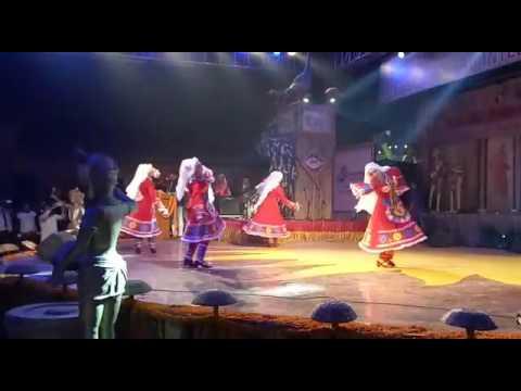 TAJIKISTAN Cultural Dance
