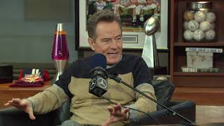 Bryan Cranston Talks The Upside, Sopranos & More w/Dan Patrick | Full Interview | 1/11/19