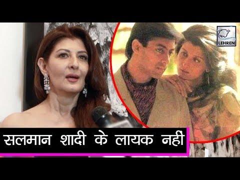 Why Sangeeta Bijlani Called Off  Her Marriage With Salman Khan | Lehren Diaries