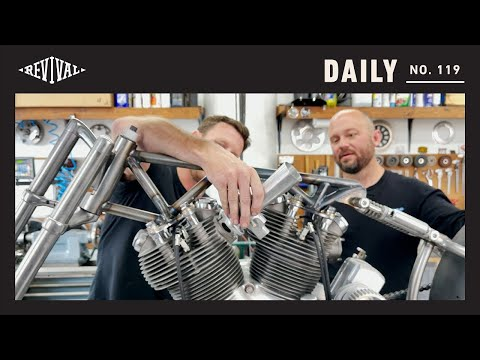 Max Hazan Customizes the Holy Grail in LA  // Revival Daily 119
