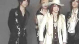 The GazettE-Ruki the pervert xD
