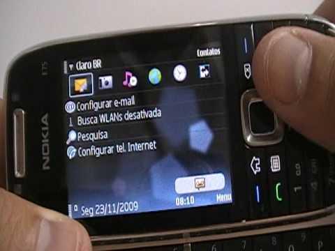 Review Nokia E75.avi
