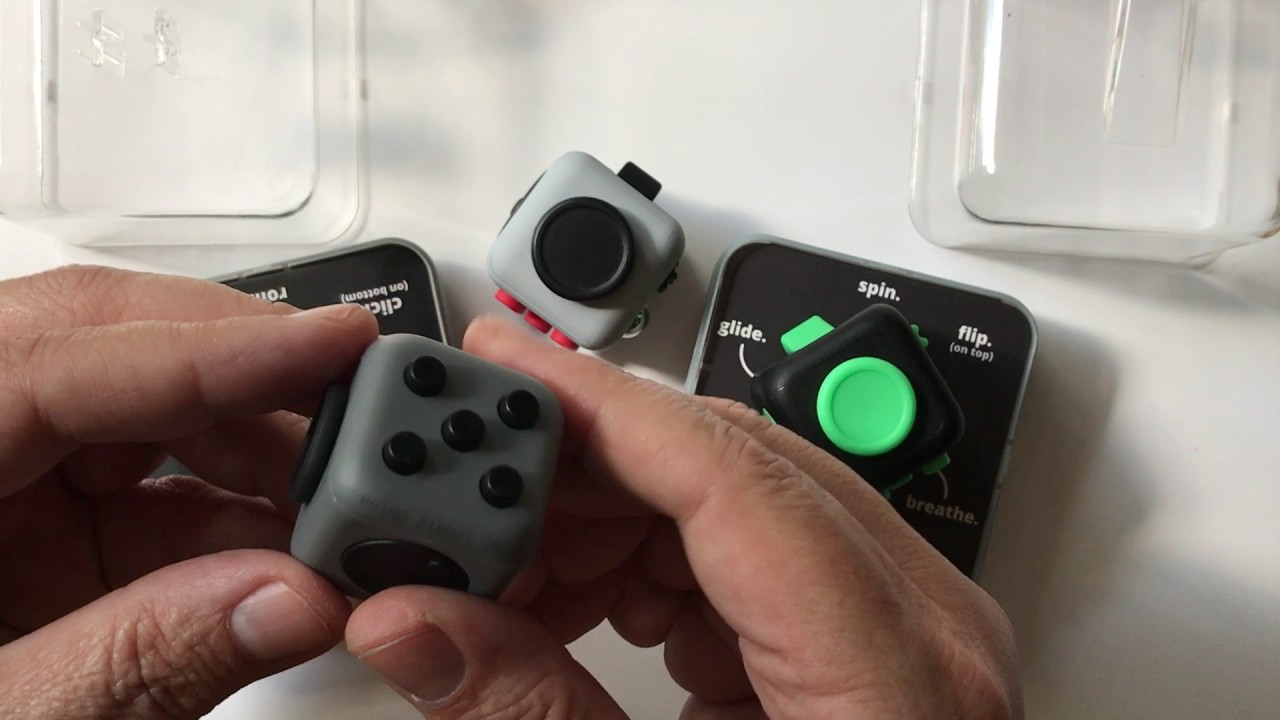 the latest top fashion low cost The Fidget Cube
