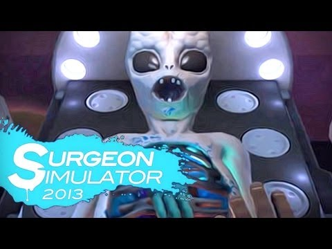 Thumbnail: ALIEN SURGERY! (Surgeon Simulator - Part 7)