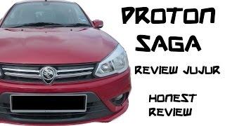 Proton Saga 2016 - Ulasan Pandu Uji Jujur Honest Review