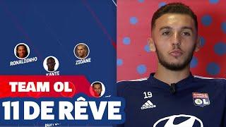 VIDEO: Le 11 de rêve d'Amine Gouiri | Olympique Lyonnais