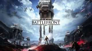 Star Wars Battlefront SHAREfactory theme
