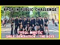 [KPOP IN PUBLIC CHALLENGE] TVXQ!  _ 'MIROTIC' x SNSD _ 'The Boys' | Cover by GUN Dance Team