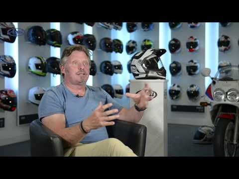 Motorcycle Adventure rider and TV presenter Charley Boorman