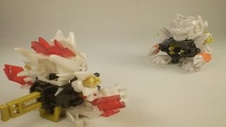 Cross Fight B-Daman - Battle #6 - Kreis=Raydra vs. Round=Tigare