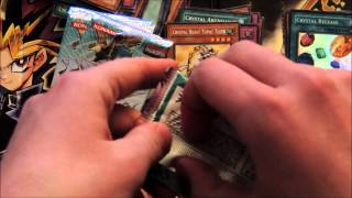 Yugioh Duelist Pack Jesse Anderson Booster Box Opening