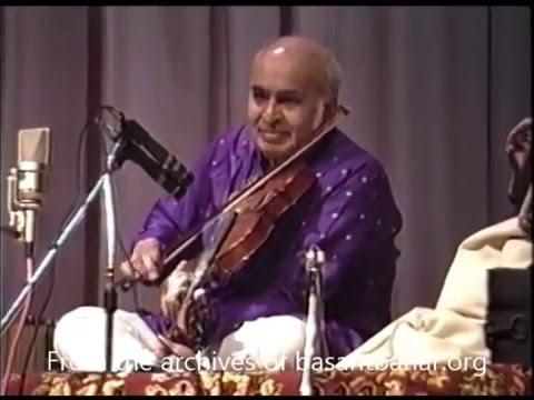 Pandit V.G. Jog and Ustad Zakir Hussain Raag: Jog + More
