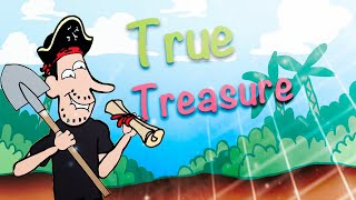 True Treasure   by Pirate Pictures  Funny animated cartoon