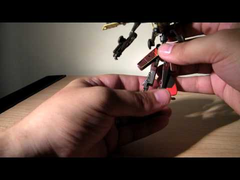 Transformers ROTF Scout Ransack