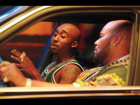 Tupac Death Scene (All Eyez On Me) 2017 HD