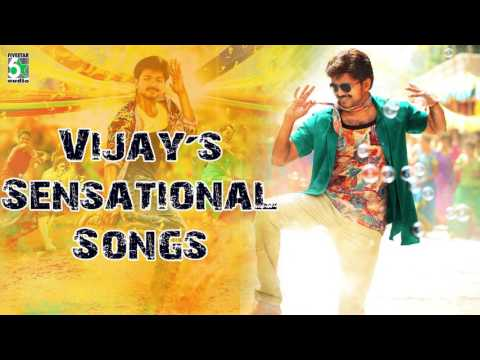Vijay'S Super Hit Sensational | Audio Jukebox
