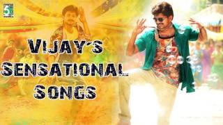 Vijay'S Super Hit Sensational | Audio Jukebox