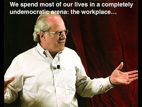 Richard Wolff: Democratizing Our Lives From Co-Ops to Robots