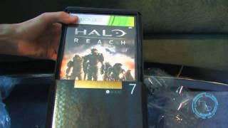Halo: Reach Legendary Edition (DE) Unpacking