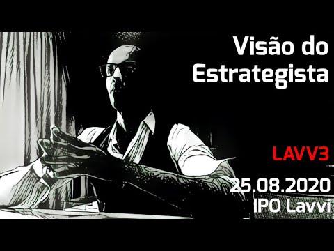 25.08.2020 - Visão do Estrategista - IPO Lavvi - LAVV3