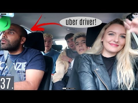 ♡ Carpool Karaoke With My Uber Driver! ♡