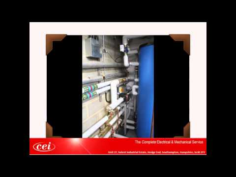 New Boiler Installation In Hampshire - CEI Electrical & Mechanical
