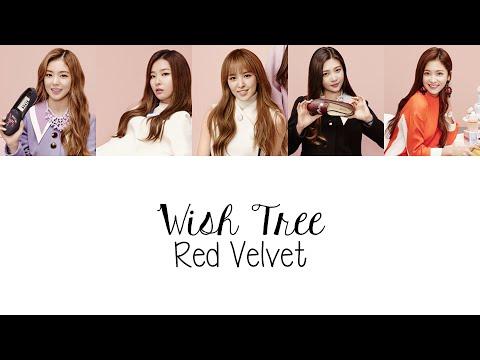 Red Velvet (레드벨벳) - 세가지 소원 Wish Tree (Colour Coded Lyrics) [Han/Rom/Eng]