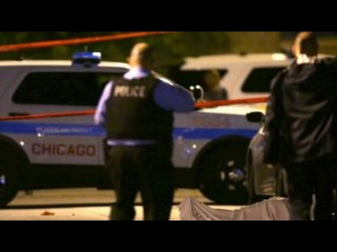 Violence in Chicago continues to escalate