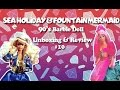 [90's Barbie] Sea Holiday & Mermaid Fountain Barbie Dolls - Review and Unboxing #10