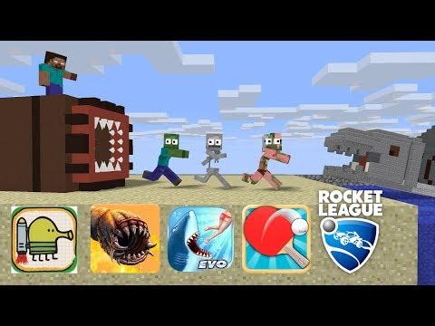 Monster School : Season 3 - Minecraft Animation