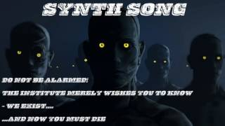 Fallout 4 Synth Song (Blue Monday version)