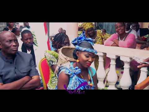 Marielle & Freud's Congolese Wedding to Brazzaville & Pointe-Noire Short Film