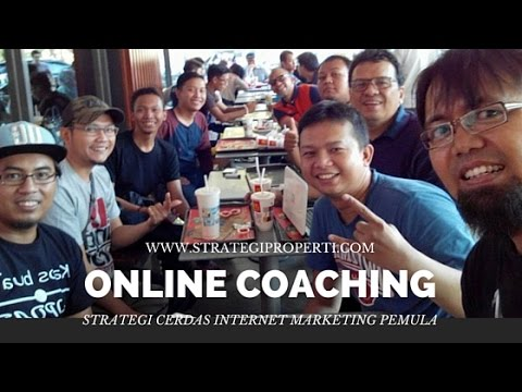 Strategi Cerdas Internet Marketing Property bagi Pemula by MZ Omar