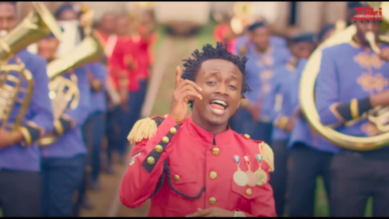 BAHATI - LALA AMKA ! (Official Video) SKIZA DIAL *811*70# #1