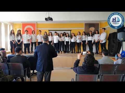HSAL:18 Mart Çanakkale Programı