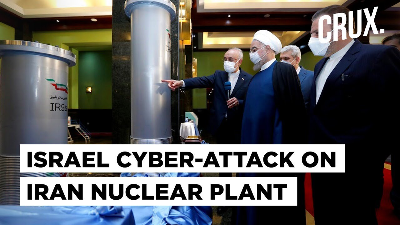 Israel Admits Attacking Iran's Nuclear Programme, As Cyber-Attack Derails Iranian Nuke Plant - YouTube