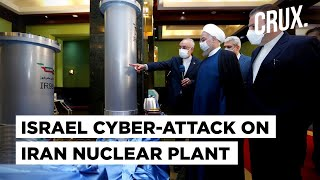 Israel Admits Attacking Iran's Nuclear Programme, As Cyber-Attack Derails Iranian Nuke Plant
