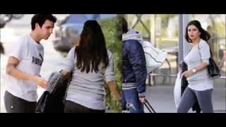Las primeras imágenes de Cesc Fabregas& Daniella Semaan embarazada