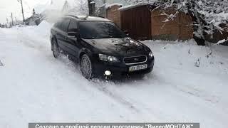 AUDI A6 VS SUBARU OUTBACK (Подьем передом и задом)