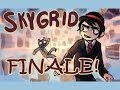 E-GG [FINALE!] Minecraft - Skygrid Environmental Challenge!