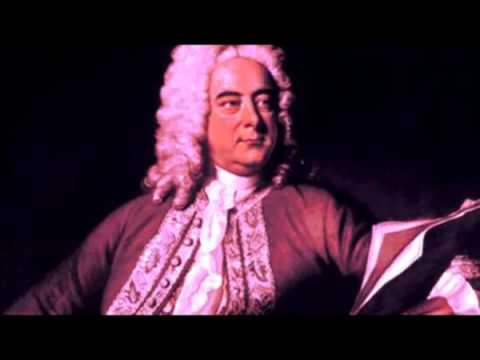 Handel: Water Music for solo piano