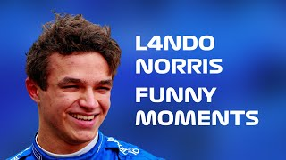 Lando Norris - Funny Moments