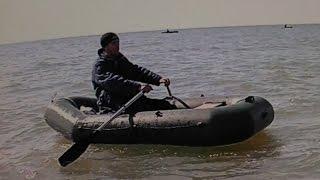 Рыбалка на море с лодки Азовское море