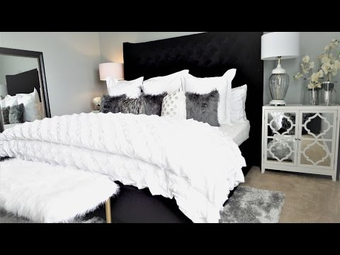 new!-luxury-bedroom-makeover-tour-&-ideas
