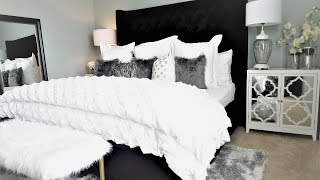 NEW! Luxury Bedroom Makeover Tour & Ideas