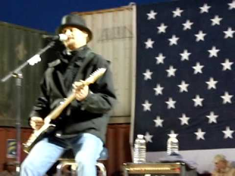 Kid Rock and Zac Brown LIVE in Iraq