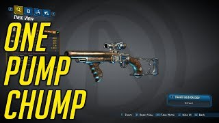 Borderlands 3: One Pump Chump (Legendary Weapon Guide)