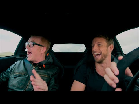 Chris Evans Feels The Heat - Top Gear is Back on BBC America in May