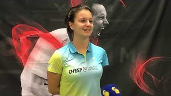 European Para badminton Towards Tokyo 2020 - Megan Hollander